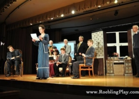 "Final Weekend to Catch ""ROEBLING"" in Trenton"