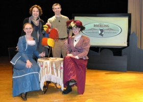 """Another Great Success in """"EMILY ROEBLING"""" Show"""